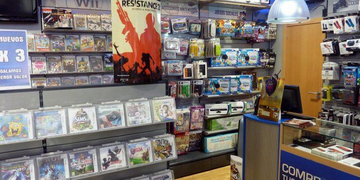 electrodomestico - videojuegos 1