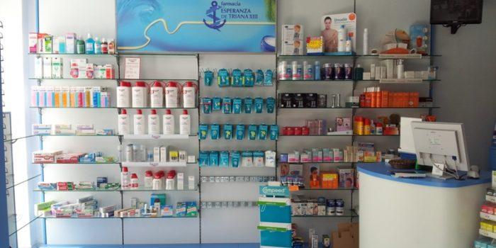 estanterias farmacia 3
