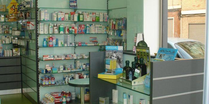 estanterias farmacia 6