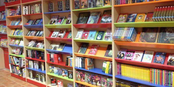 librerias - papelerías 1